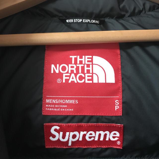 Supreme(シュプリーム)の新品 シュプリーム  ノースフェイス ヌプシ 枯葉 メンズのジャケット/アウター(ダウンジャケット)の商品写真