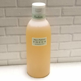 トッカ(TOCCA)のTOCCA トッカ ボディーケアウォッシュ ジュリエッタの香り(ボディソープ/石鹸)