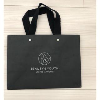 ビューティアンドユースユナイテッドアローズ(BEAUTY&YOUTH UNITED ARROWS)のBEAUTY&YOUTH UNITED ARROWS ショップ袋(ショップ袋)