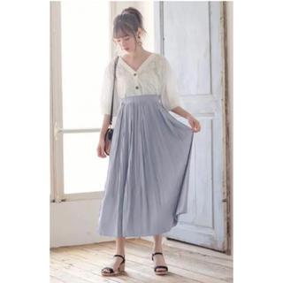 GRL - 【新品タグ付き】GRL 消しプリーツスカート Mサイズ