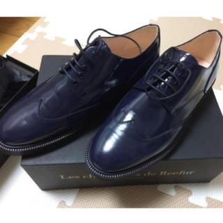 メゾンドリーファー(Maison de Reefur)のウィングチップシューズ(ローファー/革靴)