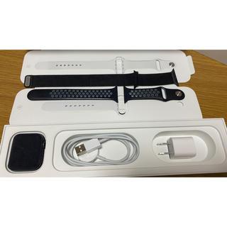 アップルウォッチ(Apple Watch)のApple Watch series 5  44mm付属品付き(腕時計(デジタル))