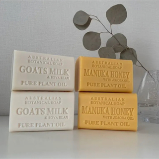 コストコ - 【人気の香りをセットで♪】ボタニカルソープ 4個
