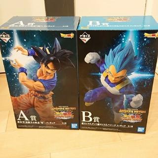 BANDAI - 新品 一番くじ ドラゴンボール フィギュア A賞 B賞