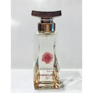 サムライ(SAMOURAI)のサムライウーマン シャンパンローズ 香水 40ml(香水(女性用))