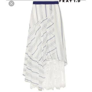 FRAY I.D - FRAYI.Dのアシンメトリーのスカート