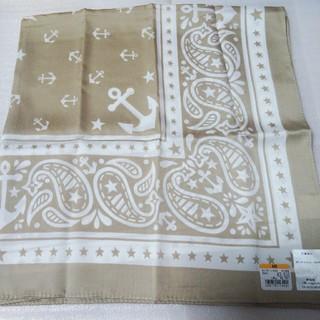 スカーフ ベージュ(バンダナ/スカーフ)