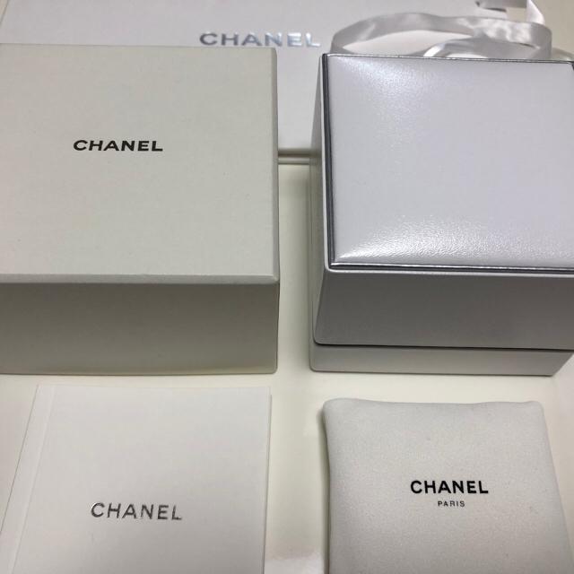 CHANEL(シャネル)のCHANEL シャネル カメリア ダイヤ リング エタニティ 2本セット レディースのアクセサリー(リング(指輪))の商品写真