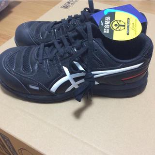 アシックス(asics)のFCP103 asics アシックス ウィンジョブ 安全靴 新品 箱なし(スニーカー)
