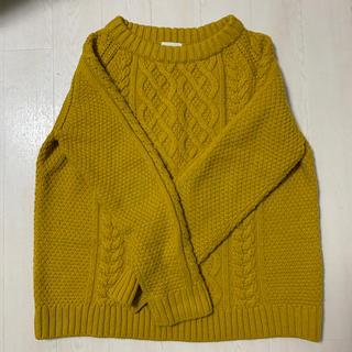 GU - GU ニット セーター