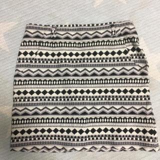 ヘザー(heather)のヘザースカート(ひざ丈スカート)