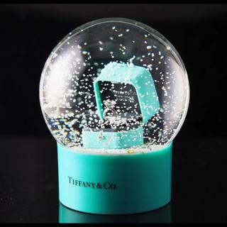 ティファニー(Tiffany & Co.)のティファニー スノードーム (置物)