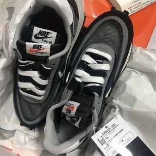 NIKE - 26cm Nike x sacai LDWaffle Black
