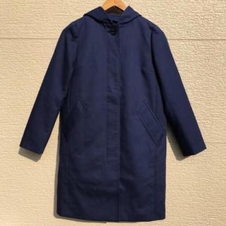 IENA - 新品 IENA イエナ コート フード ライナー付き 中綿 ネイビー 36