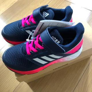 adidas - アディダス スニーカー 靴 17センチ 新品タグ付き