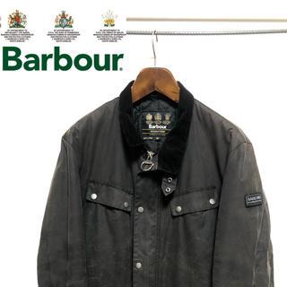 バーブァー(Barbour)のBarbour バブアー インターナショナル ミリタリー オイルドジャケット(ミリタリージャケット)