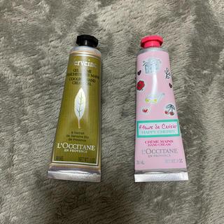 L'OCCITANE - 新品未使用ロクシタンハンドクリームセット