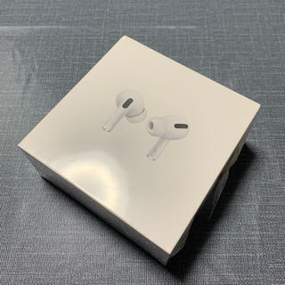Apple - airpods pro 新品・未使用 1台