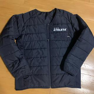 アスレタ(ATHLETA)のアスレタ 中綿ジャケット(ウェア)
