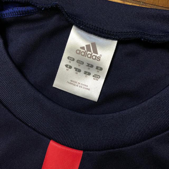 adidas(アディダス)のサッカー 日本代表 ユニホーム Tシャツ adidas スポーツ/アウトドアのサッカー/フットサル(ウェア)の商品写真