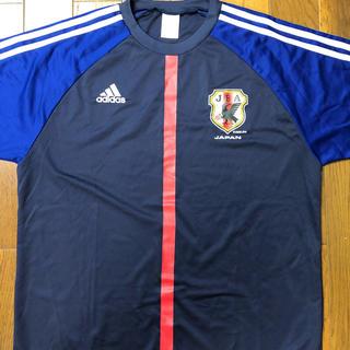 adidas - サッカー 日本代表 ユニホーム Tシャツ adidas