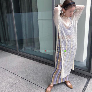 mame - 今季即完売 定価4.7万 TANスカートJUN MIKAMI mame