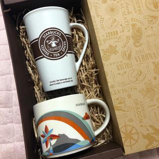 スターバックスコーヒー(Starbucks Coffee)のスターバックスマグセット(グラス/カップ)