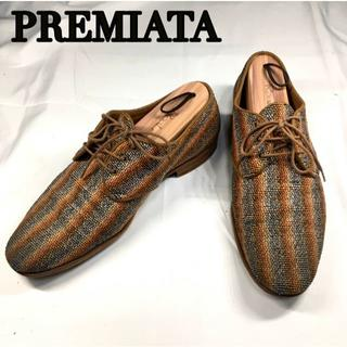 プレミアータ(PREMIATA)のPREMIATA プレミアータ E2421 25cm(ドレス/ビジネス)