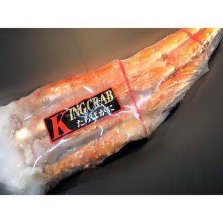 激安タラバガニ足600g×2  合計1.2キロ(魚介)