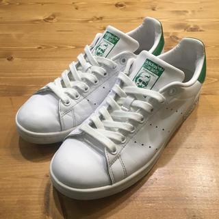adidas - アディダス スタンスミス グリーン 24.5cm♪