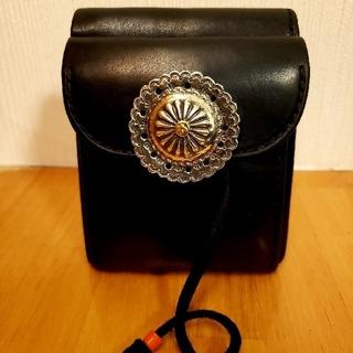 goro's - ゴローズ goro's 二つ折り財布 黒