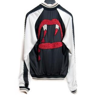 サンローラン(Saint Laurent)のSaintLaurentParis Blood Luster jacket(スカジャン)