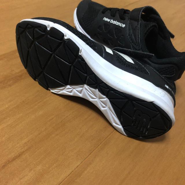 New Balance(ニューバランス)のニューバランス  キッズ 16センチ キッズ/ベビー/マタニティのベビー靴/シューズ(~14cm)(スニーカー)の商品写真