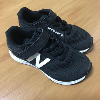 New Balance - ニューバランス  キッズ 16センチ