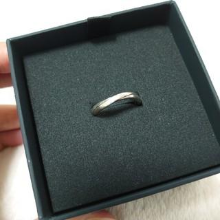 ヨンドシー(4℃)の4℃ リング シルバー925 シルバーカラー 14号(リング(指輪))