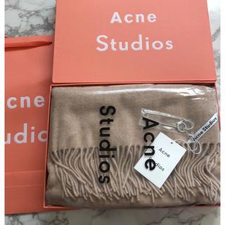 アクネ(ACNE)の【新品】Acne Studios  アクネストゥディオズ ストール(ストール/パシュミナ)