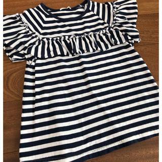 GU - GUガールズTシャツ130サイズ