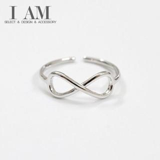 インフィニティ リング シルバー925(リング(指輪))