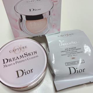 Dior - dior カプチュール ドリームスキン モイスト クッション