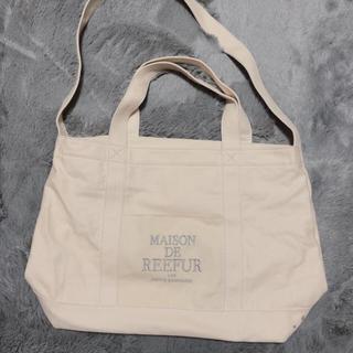 Maison de Reefur - メゾンドリーファー トートバッグ