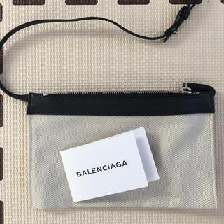 バレンシアガ(Balenciaga)の新品未使用 バレンシアガ★ネイビーカバトート付属ポーチ(ポーチ)
