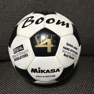 ミカサ(MIKASA)のサッカー ボール 4号 検定球(ボール)