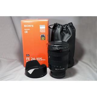 SONY - ソニー SONY FE 24-105mm F4 G OSS SEL24105G