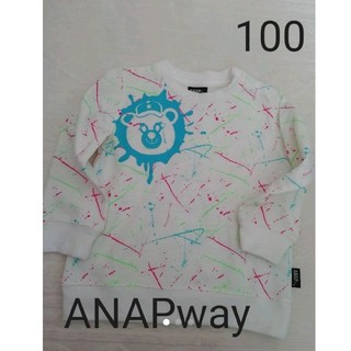 ANAP - ANAPway/トレーナー/100㎝