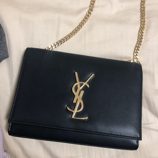 Saint Laurent - SAINTLAURENT ショルダーバック YSL
