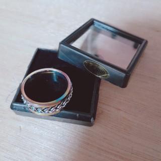 指輪 レインボーリング (リング(指輪))