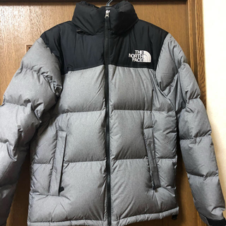 THE NORTH FACE - THE NORTH FACE ヌプシ グレー