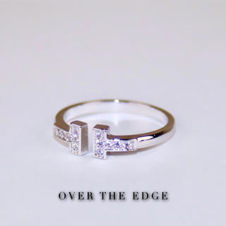 OVER THE EDGE ♡シルバーリング(リング(指輪))