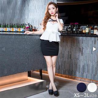 デイジーストア(dazzy store)の数回着用 ドレス ①(ミニドレス)