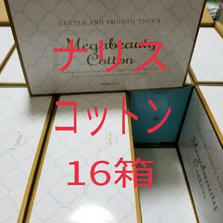 ナリスアップコスメティックス(ナリスアップコスメティックス)のナリス メガビューティーコットン 16箱(コットン)